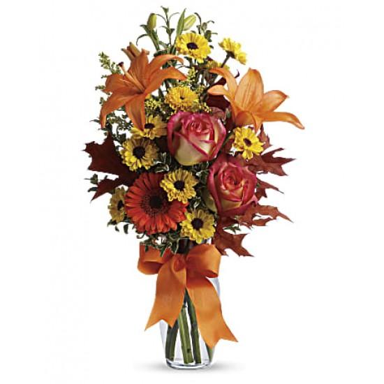 Bouquet automnal Burst of Autumn