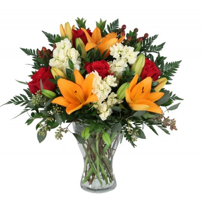 Bouquet de fleurs All The Rage