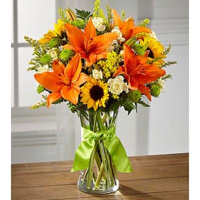 Bouquet de fleurs Country Calling