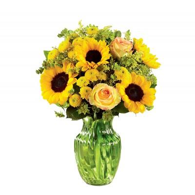 Bouquet de fleurs Daylight