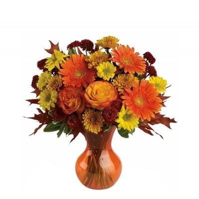 Bouquet de fleurs Forever Fall