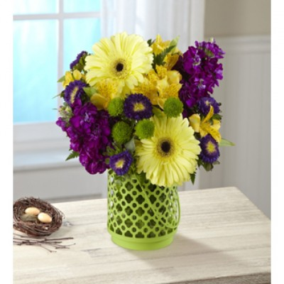 Bouquet de fleurs Community Garden