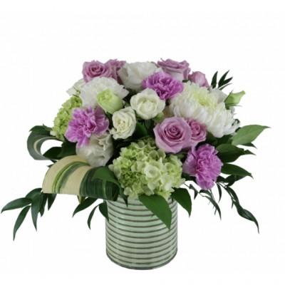 Bouquet de fleurs English Charm