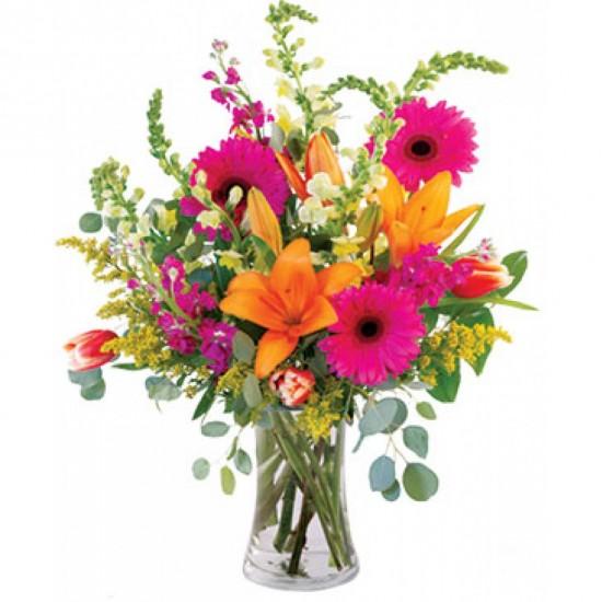 Bouquet de fleurs Lovely to my Heart
