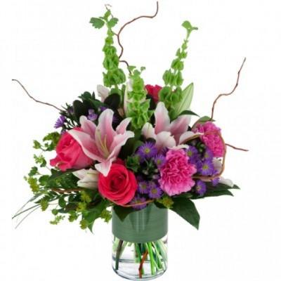 Bouquet de fleurs Joie de vivre