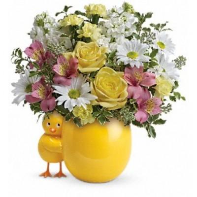 Bouquet de fleurs My Sweet Peep