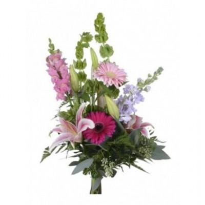 Bouquet de fleurs Tout au féminin