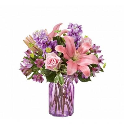 Bouquet de fleurs Full of Joy