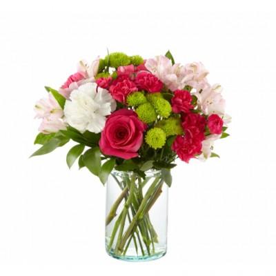 Bouquet de fleurs Sweet and Pretty