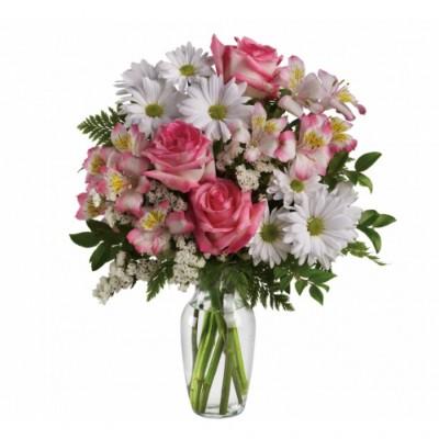 Bouquet de fleurs What a Treat
