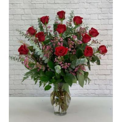 Arrangement funéraire Bouquet of Love