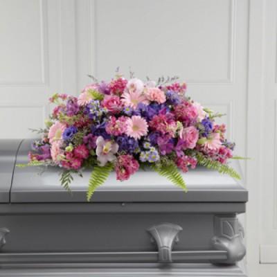 Coussin funéraire Glorious Garden