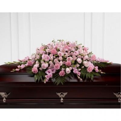 Coussin funéraire Immorata