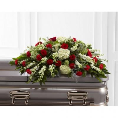 Coussin funéraire Sincerity
