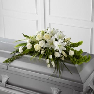 Coussin funéraire Resurrection