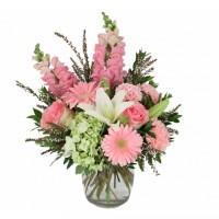 Bouquet de fleurs Girl Flower