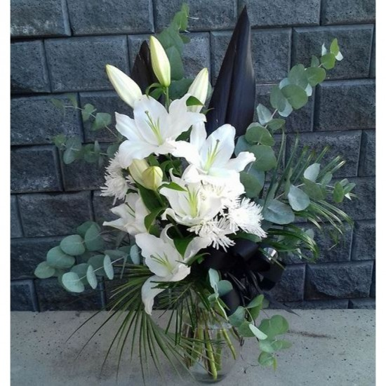 Bouquet de fleurs Best of Lilies