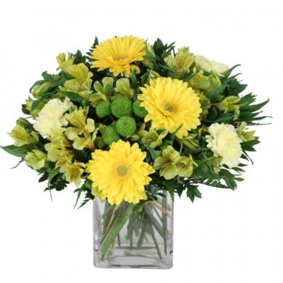 Bouquet de fleurs Steal My Sunshine