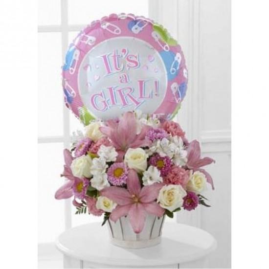 Bouquet de fleurs Girls Are Great