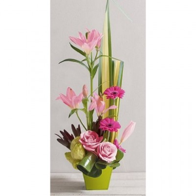 Bouquet de fleurs Delighted Breeze