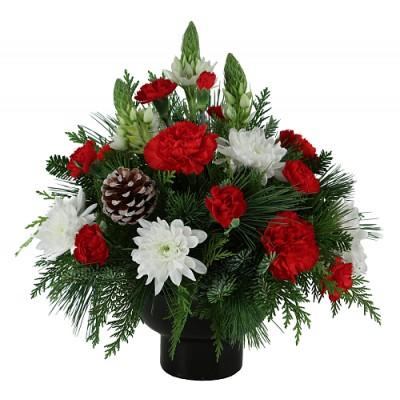 Arrangement de Noël December