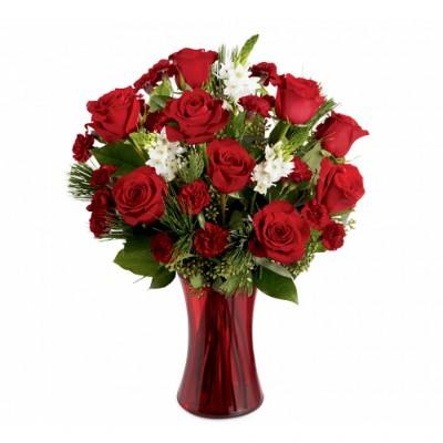Christmas Bouquet Holiday Romance