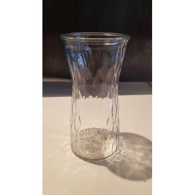 Vase hachuré