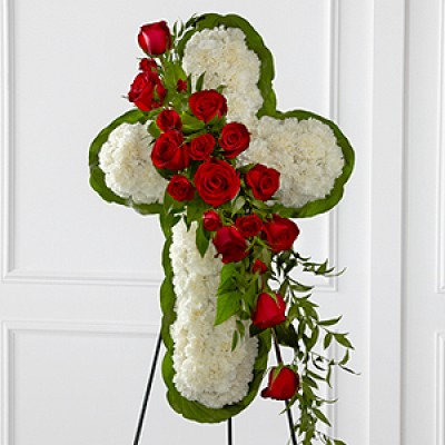 Floral Cross™ by FTD®